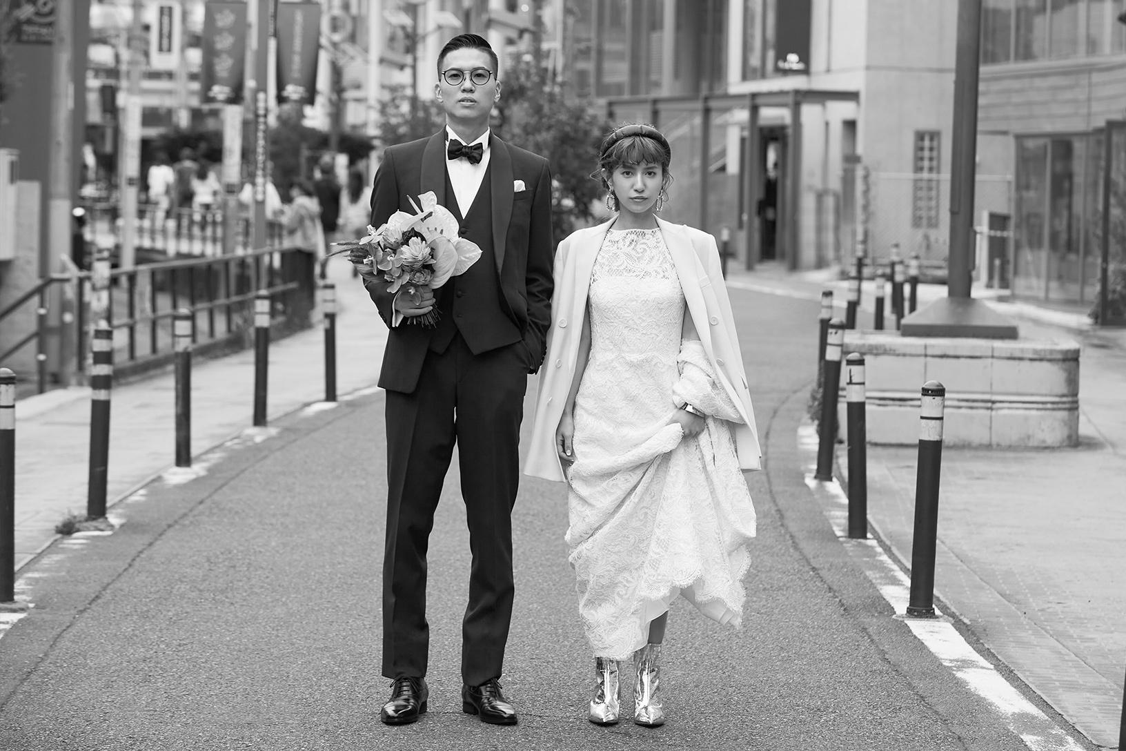 Cat Street Photo Wedding